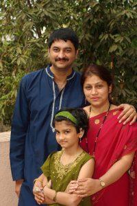 Mid-East family (dreamstimemedium_7654224