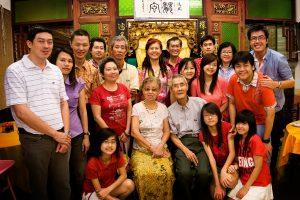 Yeo's Family