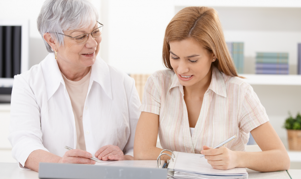 Being an Attorney Under an Enduring Power of Attorney