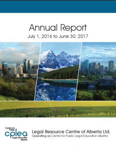 CPLEA 2016/2017 Annual Report